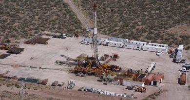 El gobierno autorizó más exportaciones de gas hacia Chile.