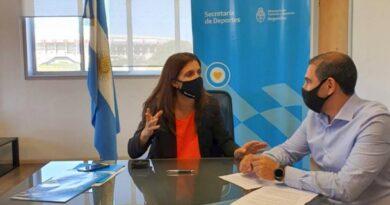 Neuquén adhirió al programa Escuelas Deportivas Argentinas