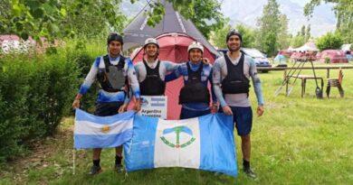 """""""Patagonia Rafting"""" obtuvo la medalla de bronce en el país de Francia"""